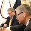 Montpeculiar: A Rare Public Spat Between Senate's Top Dems