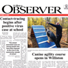 Media Note: Local Couple Sells <i>Williston Observer</i> to Local Couple