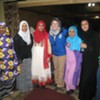 Colchester Mosque Hosts Students, Police at Community Dinner