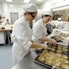 A Potential Buyer Sniffs Around the New England Culinary Institute