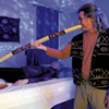 Vermont Didgeridoo Master Pitz Quattrone Is on Jimmy Fallon's 'Do Not Play' List