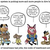 Vermont's Center for Cartoon Studies Collaborates on U.S. Health Care Guide
