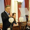 Shumlin Vetoes Bill to Avoid Adding Clean Water Board Members