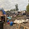 Progressives Decry Decision to Clear Out Burlington Homeless Encampment