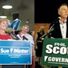 Minter v. Scott: The Race is On