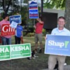 Photos From the 2016 Vermont Primary