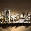 Collateral Damage' Exhibit: the Syrian Crisis in Miniature