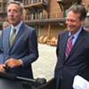 Shumlin, Locals Celebrate Opening of Scandal-Tainted Burke Hotel