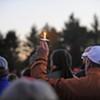 Five Teenagers Killed in Crash Remembered at Vigil
