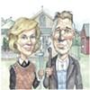 Gubernatorial Hopefuls Minter and Scott Come From Different Worlds — Sorta