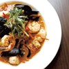 One Dish: Swooning Over Bouillabaisse at 506 Bistro & Bar