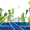 Pickleball Is Holding Court in Vermont