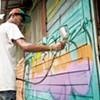 An Ethiopian Graffiti Artist Visits Vermont