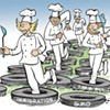 Chefs Learn to Influence Food-Systems Policy