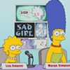 "Alison Bechdel Is One of Three Female Cartoonists Spoofed in ""The Simpsons"""