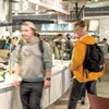 Eating and Learning in UVM's New Dining Hall