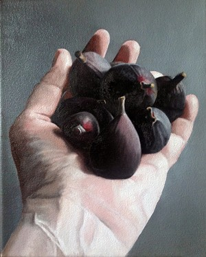 "COURTESY OF T.W. WOOD GALLERY - ""Good Fruit"" by A.S. McGuffin"