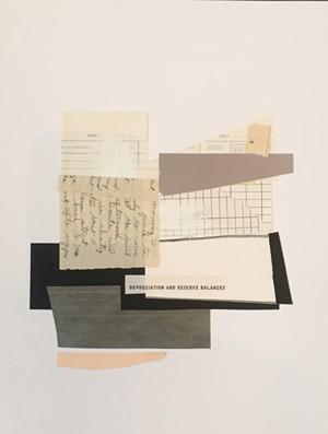 "COURTESY OF THE S.P.A.C.E. GALLERY - ""Balances"" by Ashley Roark"