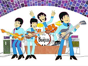"""The Beatles Live at the Cavern"" by Ron Campbell - Uploaded by RockArtShow"