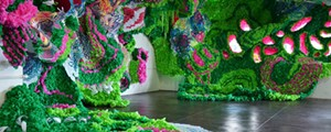 COURTESY OF BURLINGTON CITY ARTS - Installation by Crystal Wagner