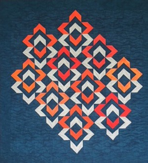 Quilt by Patrice Johns - Uploaded by T. W. Wood Gallery