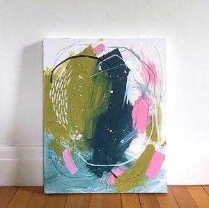 Painting by Nikki Eddy - Uploaded by Nicole Carey