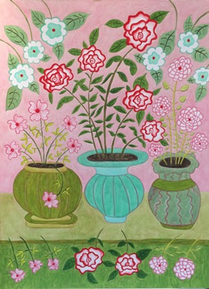 Painting by Pamela Smith - Uploaded by NorthernDaughters