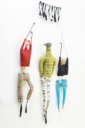Works by Hannah Morris - Uploaded by Studio Place Arts