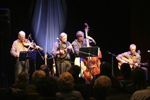 The Will Patton Ensemble - Uploaded by plainfieldoperahouse