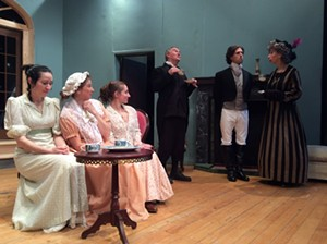 LCPs production of PRIDE AND PREJUDICE - Uploaded by LCPlayers
