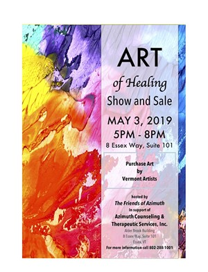 ART of Healing Show and Sale Fundraiser - Uploaded by BOARD
