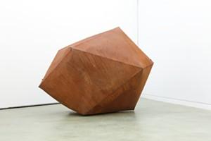 "COURTESY OF SHELBURNE MUSEUM - ""Reverse Trapezohedron"" by Rodrigo Nava"