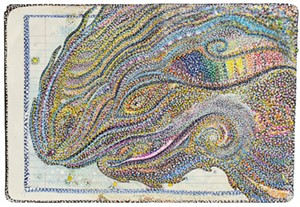 "COURTESY OF BIGTOWN GALLERY - ""Dragon Head"" by Jason Horwitz"