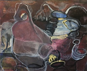 "COURTESY OF BMAC - ""Pickled Hamhock Jammin' @ Joe's"" by Joseph Diggs"