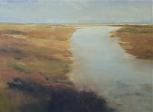 """""""Silence"""" by Susan Larkin - Uploaded by Susanlarkinpaintings"""