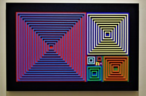 Strip Painting by Chris Jeffrey - Uploaded by Axel's Gallery & Frame Shop