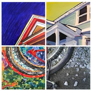 "COURTESY OF RIVER ARTS - ""Morrisville Mosaics"""
