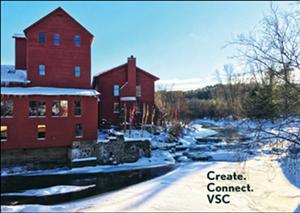 Vermont Studio Center - Uploaded by Nicole Czapinski