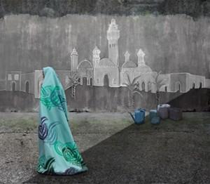 "COURTESY OF BCA CENTER - ""Aisha's Story"" by Maïmouna Guerresi"