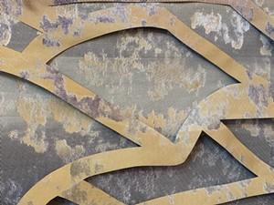 COURTESY OF EPSILON SPIRES - Detail of work by Lauren Pakradooni
