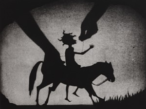 "COURTESY OF FLEMING MUSEUM - ""Testimony"" by Kara Walker"