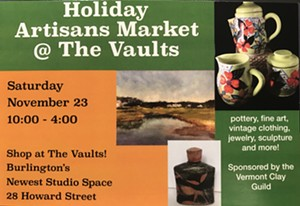 Holiday Artisans Market - Uploaded by VCG