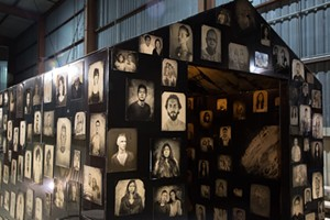 "COURTESY OF SHELBURNE MUSEUM - ""Shelter"" by Keliy Anderson-Staley"