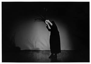 "COURTESY OF HELEN DAY ART CENTER - ""Meredith Monk Volcano Songs"" by Dona Ann McAdams"