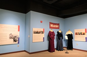 COURTESY OF VERMONT HISTORY MUSEUM - Exhibition view