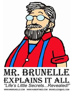 COURTESY OF ROBERT BRUNELLE JR. - Self-portrait by Robert Brunelle Jr.