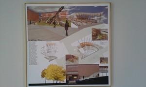 Design for Burlington High School by Diane Gayer - Uploaded by VDI studio
