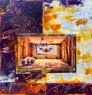 Artwork by Larry Bowling - Uploaded by Studio Place Arts