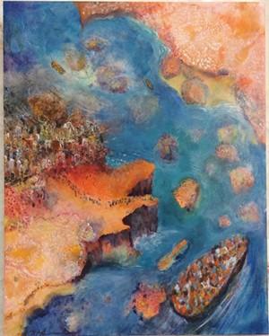 """Fleeing"" by Sarah Ashe - Uploaded by VDI studio"
