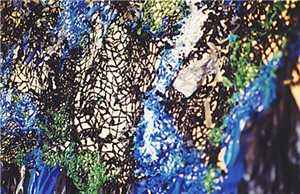 """COURTESY OF VERMONT METRO GALLERY - Detail of """"Drift"""" by Carrie Dickason"""